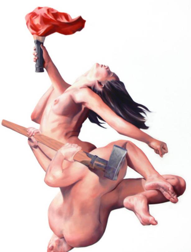 Nguyen Xuan Huy art