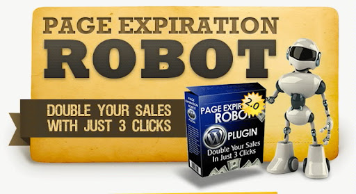 Page Expiration Robot Pro