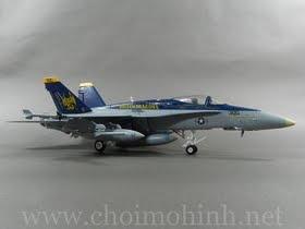 Máy bay mô hình tĩnh F/A-18C Hornet VFA-192 Golden Dragons hiệu Witty Wings tỉ lệ 1:72