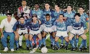 Cruzeiro - Libertadores 1997