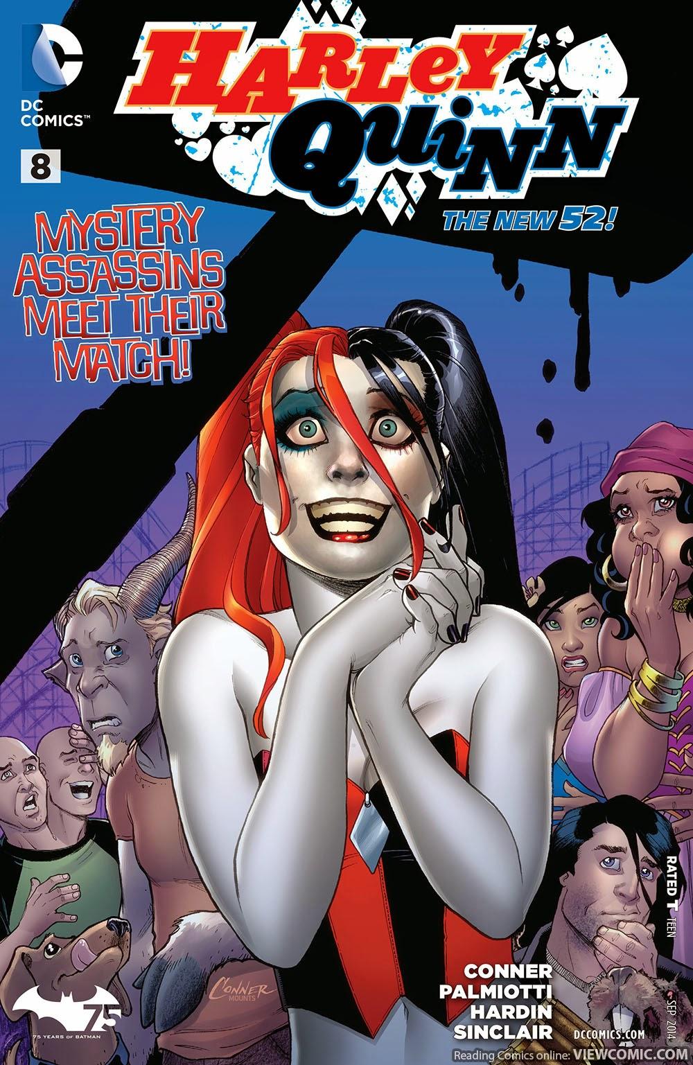 harley quinn 008 2014 viewcomic reading comics online