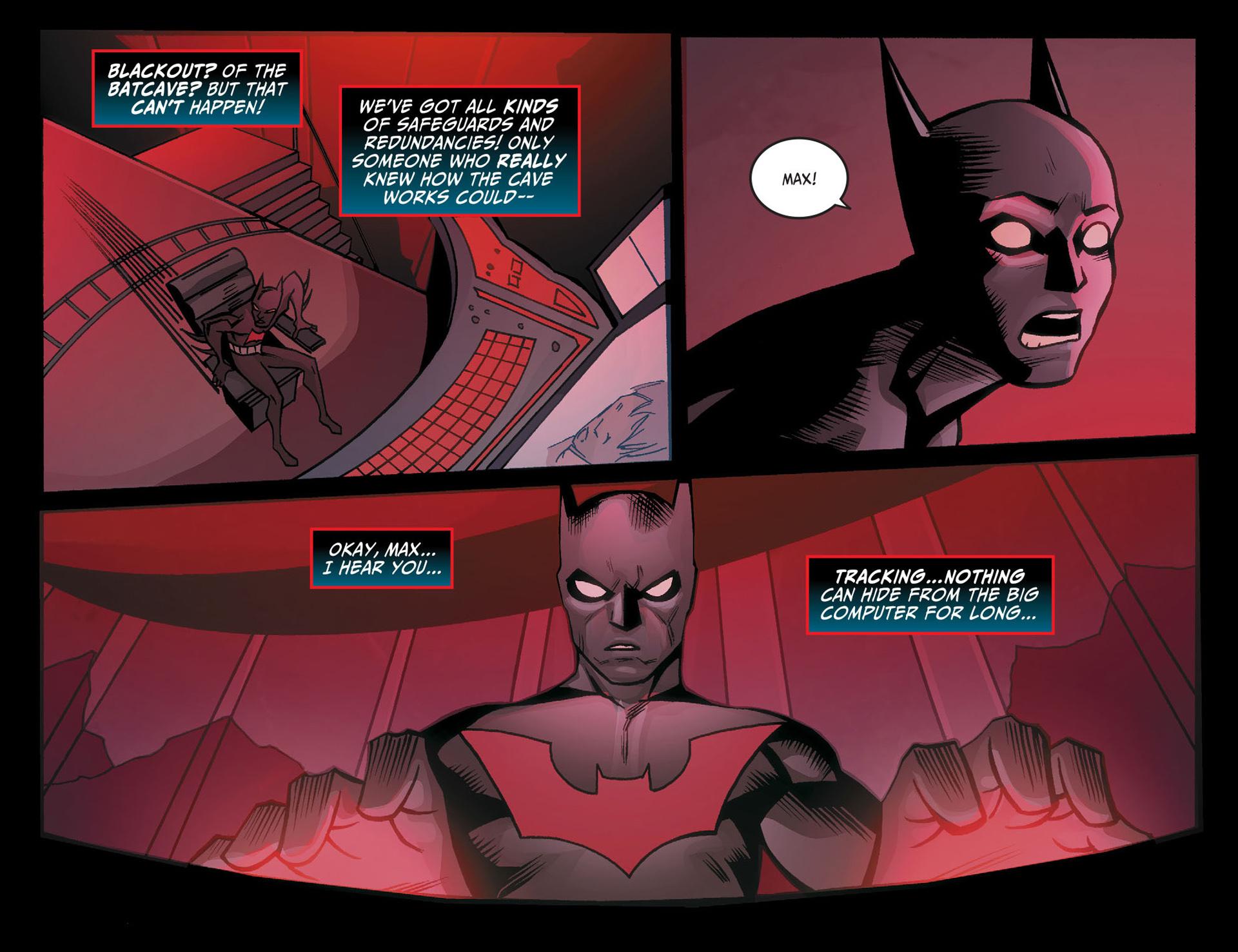 Batman Beyond (2012) Issue #22 #22 - English 20