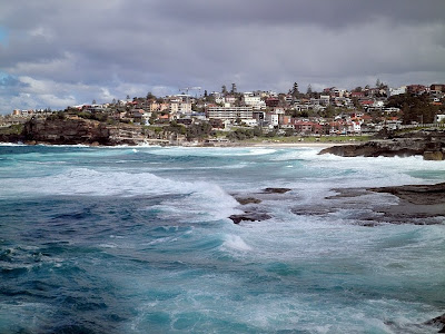 sydney beaches, bronte, mike hitchen