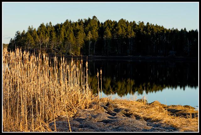 Nova Scotia; Inlet