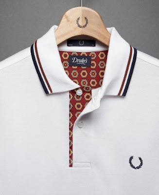 POLO FRED PERRY & DRAKE´S