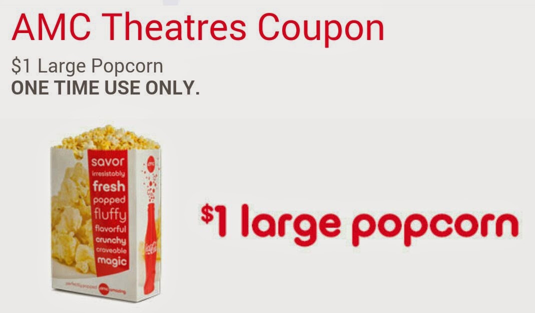 Amc theater discounts coupons