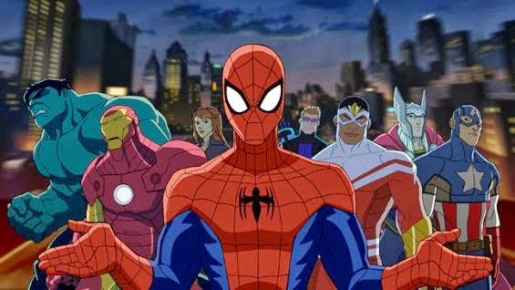Hero Weeken trên Cartoon Network