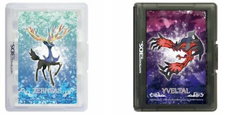 Card Case24 Pokemon XY for 3DS/DS Hori