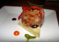 Rabbit Terrine at Stateside, East Passyunk Avenue, Phila PA - Photo by Glamorosi