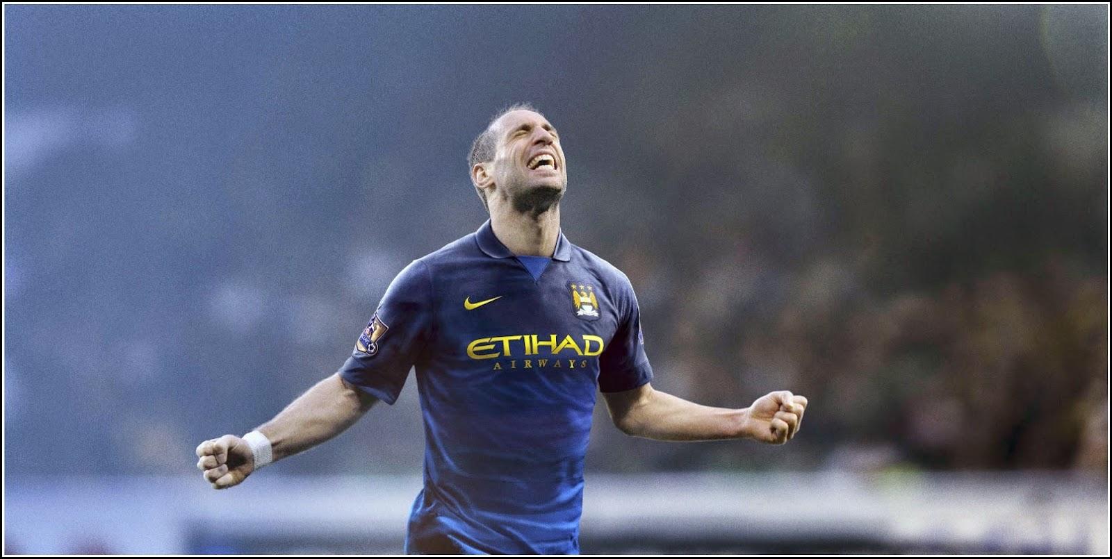 Jersey Terbaru Manchester City Away 2015 Kostum Jersey Bola