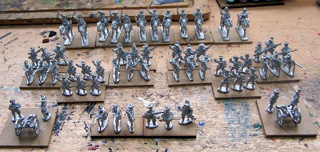 Testudo TYW miniatures