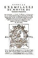 Ahora en el Club de lectura: Novelas ejemplares de Cervantes