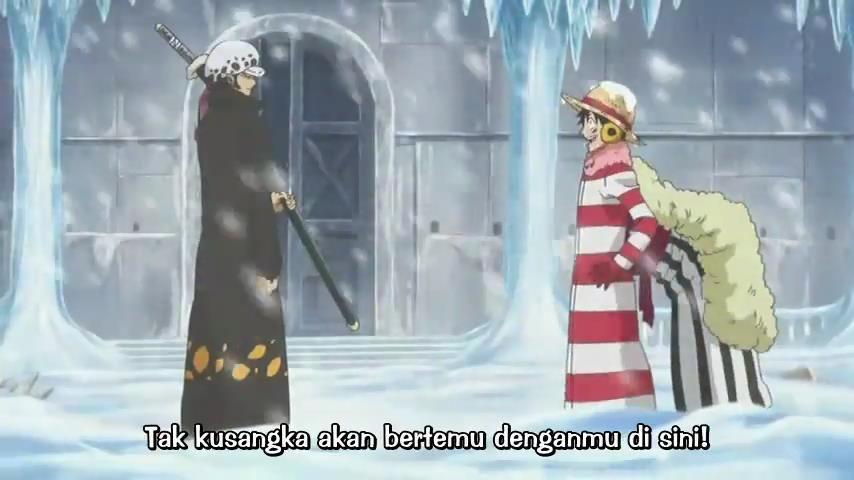 1 One Piece Episode 588 [ Subtitle Indonesia ]