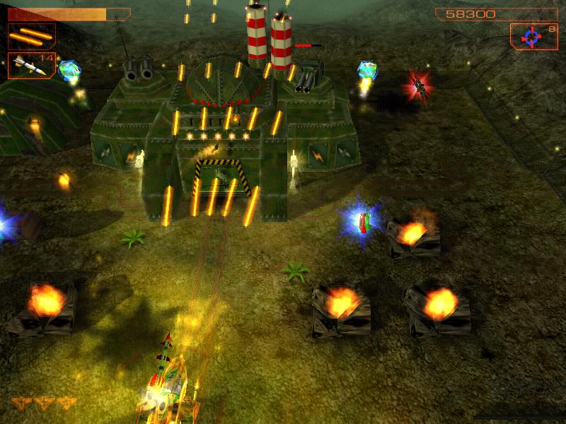 air strike 3D, game,