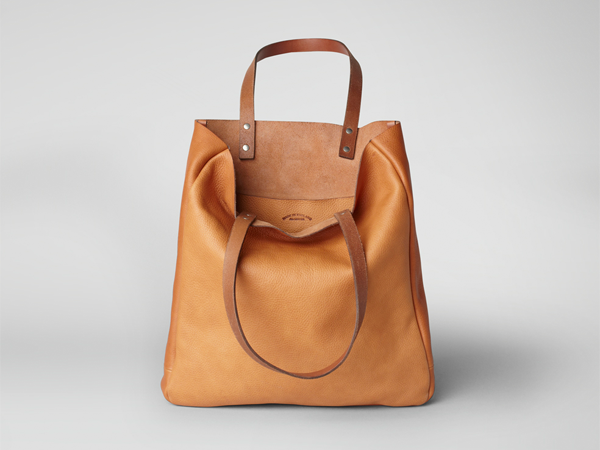 Ally Capellino Molly tote in tan