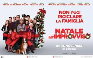locandina film Natale all'Improvviso