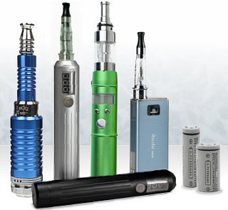 Electronic Cigarette Mods