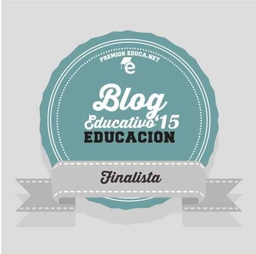 Finalistas Premio Educa 2015