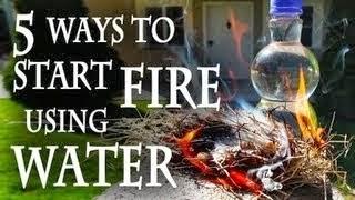 5 τρόποι για να ανάψετε φωτιά