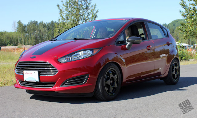 Ford Fiesta 1.0 liter EcoBoost
