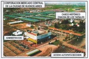 CORPORACIÓN MERCADO CENTRAL EN TAPIALES