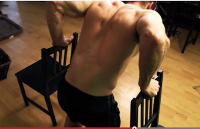Video hướng dẫn các bài tập thể hình tăng cơ bắp