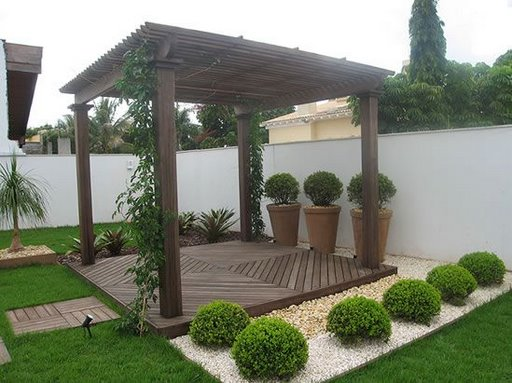Velho brasil jardim p rgolas e caramanch es - Plantas para pergolas ...