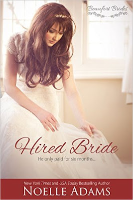 hired bride, noelle adams, book reviews