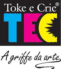 Coleção completa de papéis e ferramentas Toke e Crie.