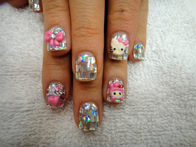 Nail art kit for kids pccala galery of nail art kit for kids prinsesfo Gallery