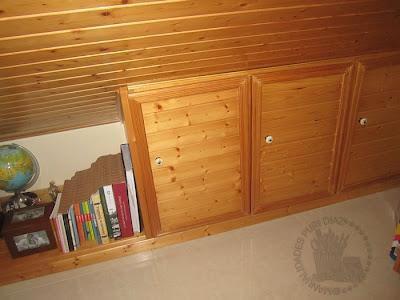 Manualidades puri diaz muebles para buhardilla - Muebles para buhardillas ...