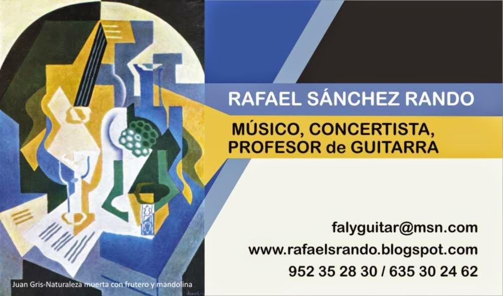 Rafael Sánchez Rando