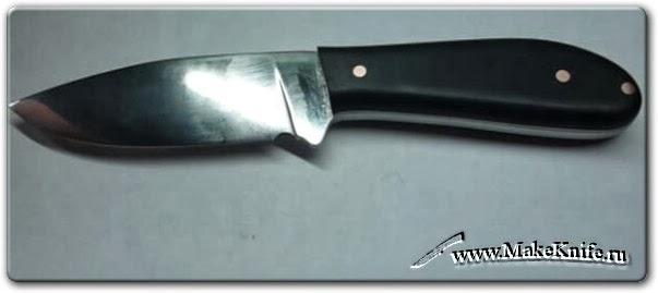 как сделать самодельный нож своими руками