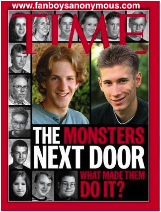 The monsters next door - what made them do it? Columbine Time Magazine