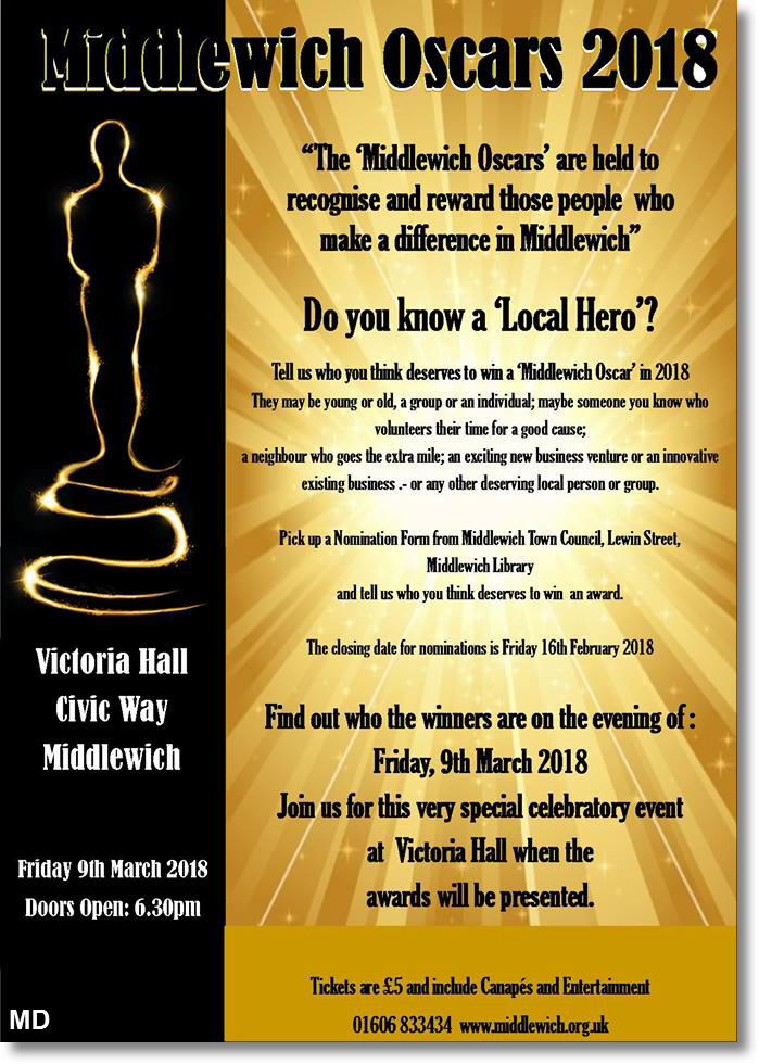 NOMINATE YOUR 'LOCAL HERO'!