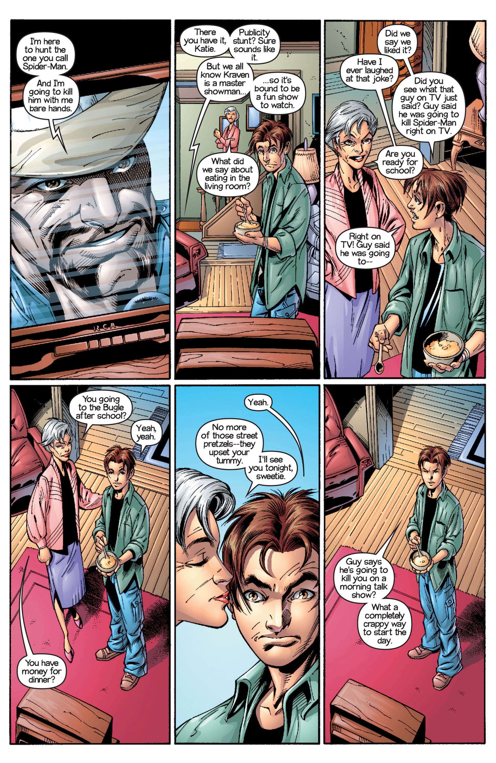 Ultimate Spider-Man (2000) Issue #17 #21 - English 2