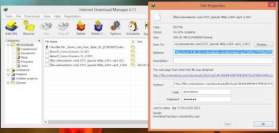 Cara Melanjutkan Download Pada IDM