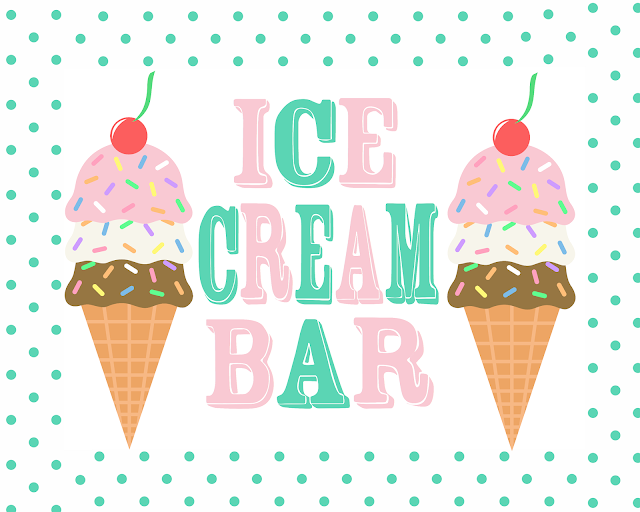 Modest image pertaining to ice cream printable
