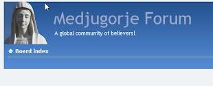 Medjugorje forum