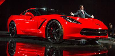 2014 Chevrolet Corvette Release Date