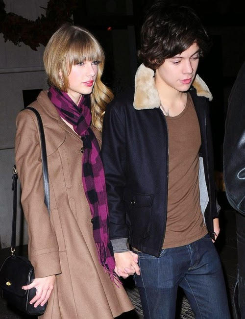 harry styles y taylor swift