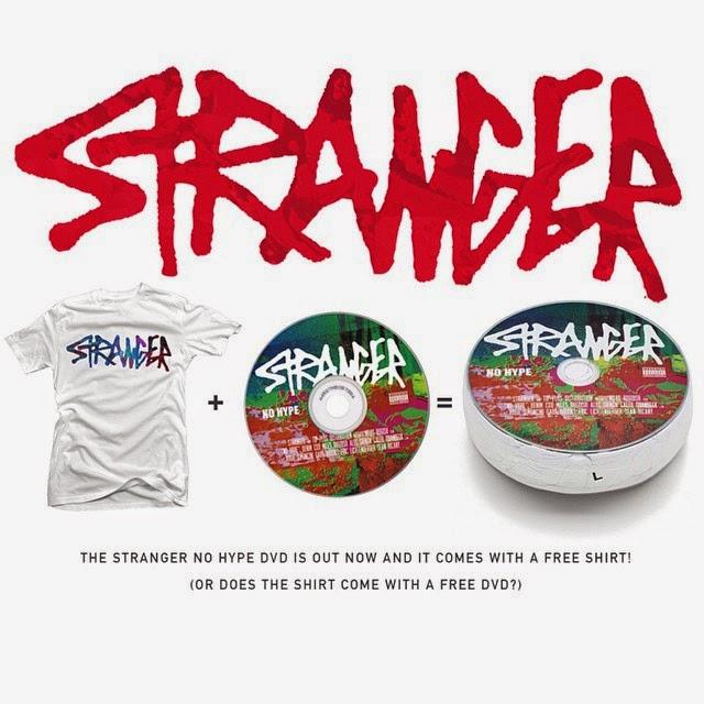 stranger bmx  DVD 3780en
