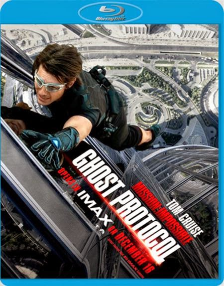 Mission Impossible Ghost Protocol 2011 Dual Audio  300MB  720p HEVC Download Now