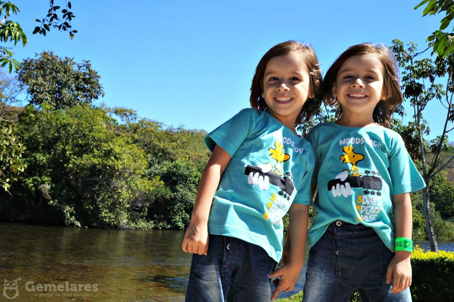 Camisetas infantis divertidas - Provador Kids