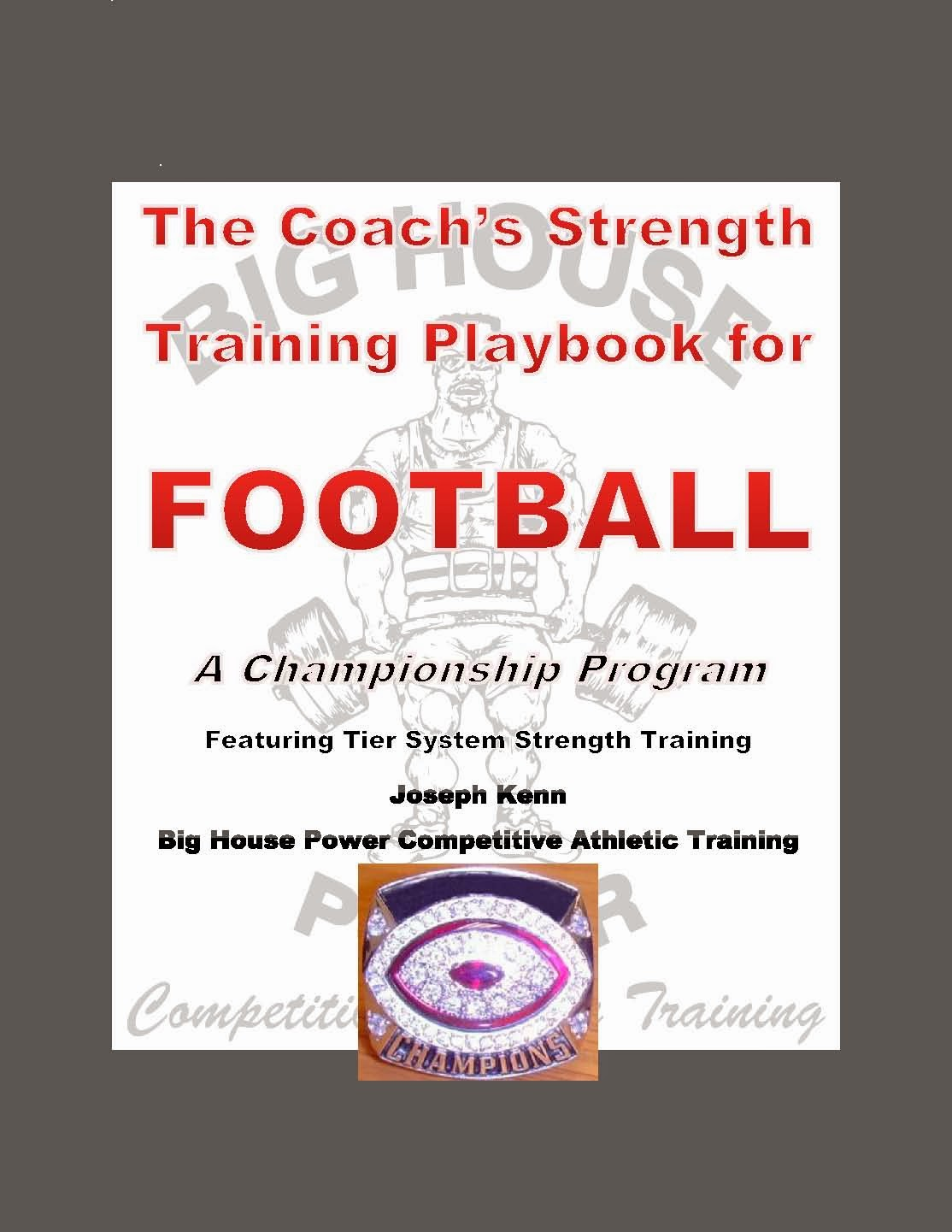 The Coachs Strength Training Playbook For Football Launch Date Is