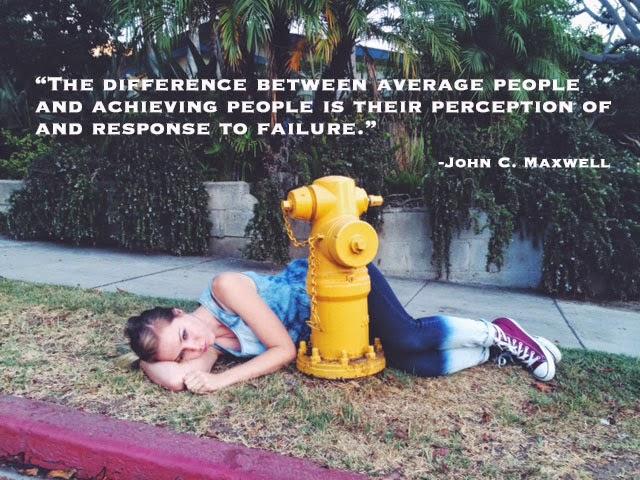 Failure quotes, John C. Maxwell, The Goldrush Blog