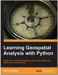 Book Review: Learning Geospatial Analysis with Python by Joel Lawhead