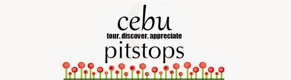 Cebu Pit Stops
