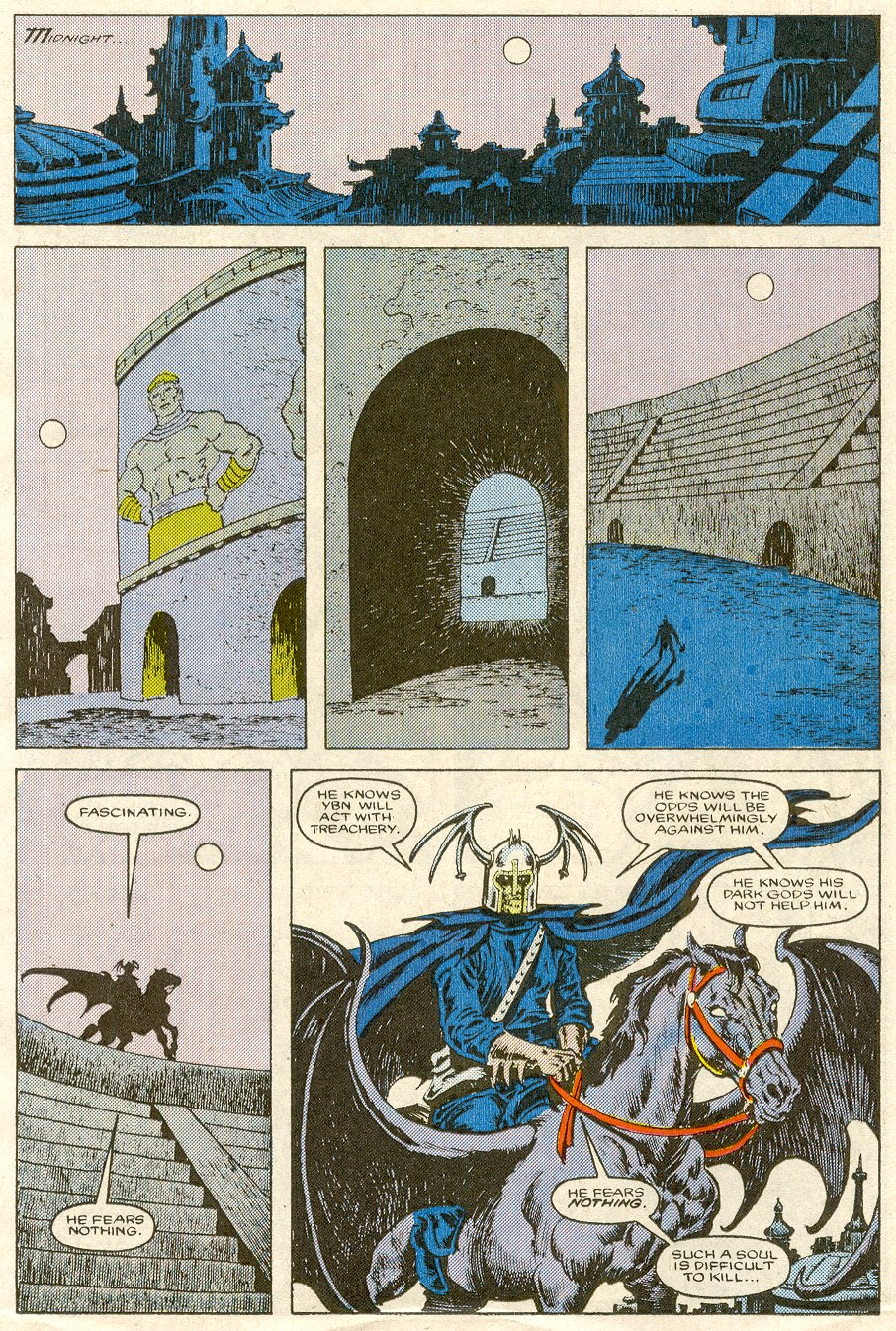 Conan the Barbarian (1970) Issue #188 #200 - English 13