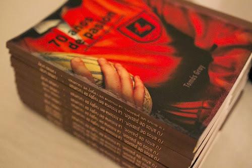 """Se presentó el libro """"70 años de pasión"""" de la URT"""